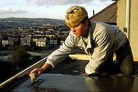 Apprentice Plasterer, Local Council Works Dept....