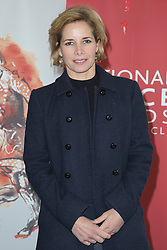 © Licensed to London News Pictures. 26/01/2015. London, England. Darcey Bussell, arrivals. The Critic's Circle National Dance Awards 2014 take place at The Place in London, UK. Photo credit: Bettina Strenske/LNP