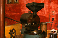 Coffee Roaster in Antigua Guatemala