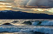 Surf's up on Lake Tahoe