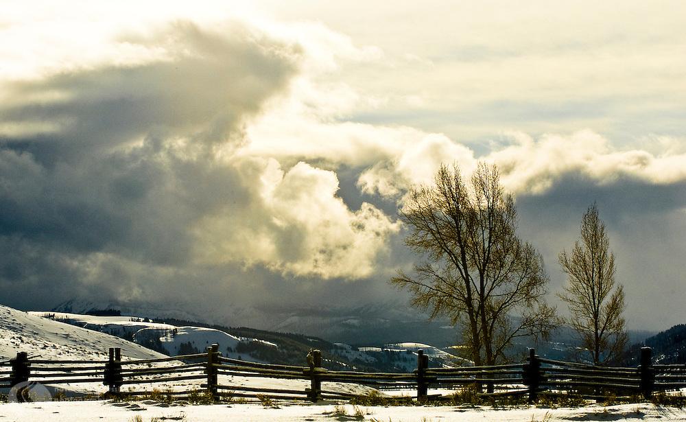 Yellowstone National Park, Montana.