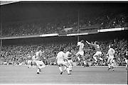 23/9/1973.All Ireland Minor Football Final in Croke Park, Tyrone v Kildare..Commissioned by Kerryman (John Barrett).