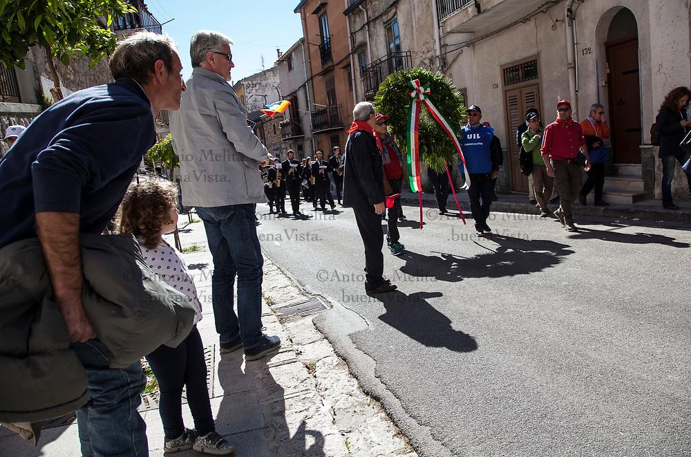 Festa del Lavoro: manifestazione nazionale a Portella della Ginestra in occasione del 70° anniversario dalla strage.