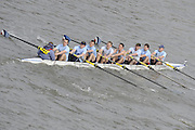 Putney/Barnes,  Great Britain, Royal Air Force. pass through,  Barnes Rail Bridge - 2008 Head of the River Race. Raced from Mortlake to Putney, over the Championship Course.  15/03/2008  [Mandatory Credit. Peter Spurrier/Intersport Images] Rowing Course: River Thames, Championship course, Putney to Mortlake 4.25 Miles,