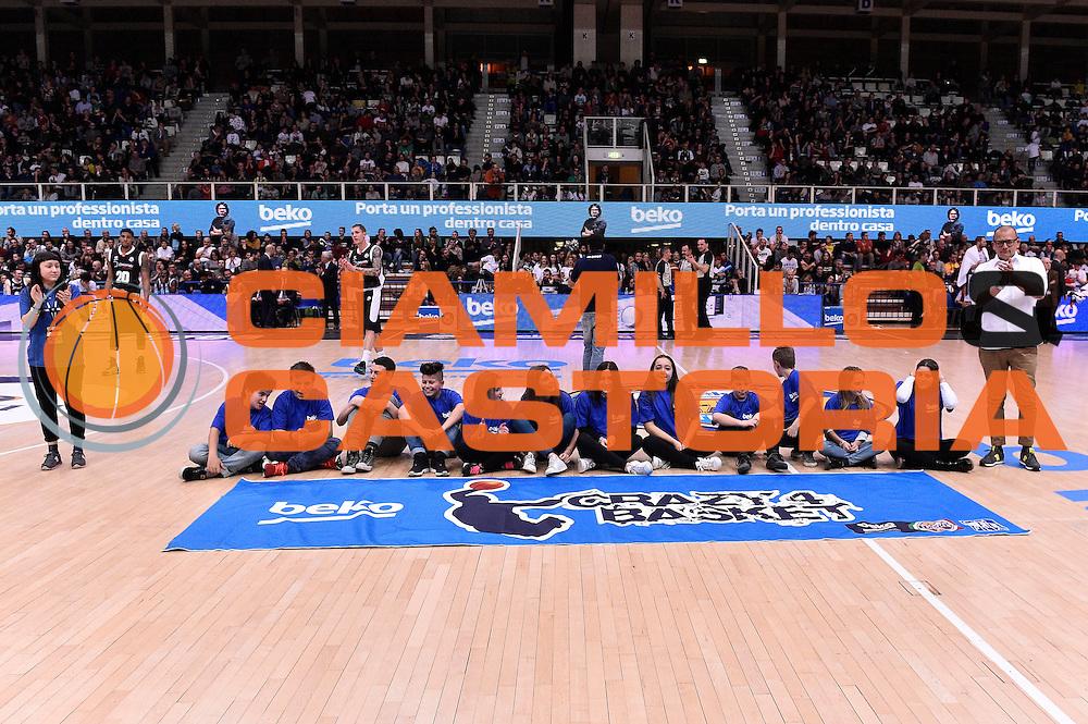 DESCRIZIONE : Trento Beko All Star Game 2016<br /> GIOCATORE : curiosita<br /> CATEGORIA : curiosita<br /> SQUADRA : <br /> EVENTO : Beko All Star Game 2016<br /> GARA : Dolomiti Energia All Star Team - Cavit All Star Team<br /> DATA : 10/01/2016<br /> SPORT : Pallacanestro <br /> AUTORE : Agenzia Ciamillo-Castoria/Max.Ceretti