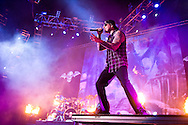 Avenged Sevenfold.Photo © Chino Lemus.
