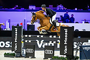 Anthony Philippaerts - All Right du Genet <br /> Jumping Indoor Maastricht 2019<br /> © DigiShots