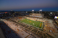 TEMPE, AZ - SEPTEMBER 03:  A general view of Sun Devil Statdium as construction continues on prior to the between Northern Arizona and Arizona State on September 3, 2016 in Tempe, Arizona. The Sun Devils won 44-13.  (Photo by Jennifer Stewart/Getty Images)