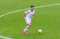 Clement GRENIER - 02.05.2015 - Lyon / Evian Thonon - 35eme journee de Ligue 1<br />