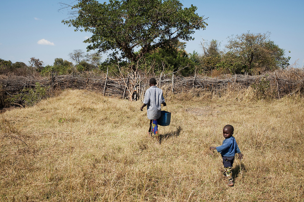 Milimo Mwlinga. Kayola village, Hamavwa ward, Zambia.