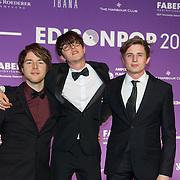 NLD/Amsterdam/20160321 - Edison Pop Awards 2016, The Brahms