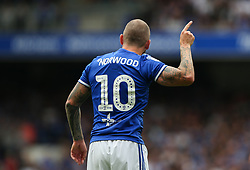 James Norwood of Ipswich Town points the way to go - Mandatory by-line: Arron Gent/JMP - 10/08/2019 - FOOTBALL - Portman Road - Ipswich, England - Ipswich Town v Sunderland - Sky Bet League One