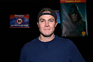 Arrow star Stephen Amell at Supanova Comic Con and Gaming exhibition at Sydney Showground.