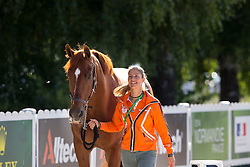 Cornelissen Adelinde, (NED),  Jerich Parzival<br /> Alltech FEI World Equestrian Games™ 2014 - Normandy, France.<br /> © Hippo Foto Team - Leanjo de Koster<br /> 25/06/14