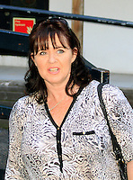 Coleen Nolan, ITV Studios, London UK, 03 July 2014, Photo by Mike Webster