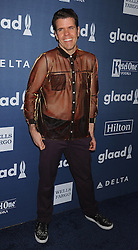 Perez Hilton, 27th Annual GLAAD Media Awards, at The Beverly Hilton Hotel, April 2, 2016 - Beverly Hills, California. EXPA Pictures © 2016, PhotoCredit: EXPA/ Photoshot/ Celebrity Photo<br /> <br /> *****ATTENTION - for AUT, SLO, CRO, SRB, BIH, MAZ, SUI only*****