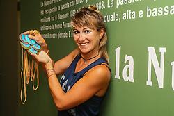 ELEONORA MANFREDINI CAMPIONESSA MONDIALE DI BEACH TENNIS