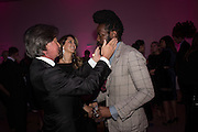 RICHARD CARING; ROY LUWOLT, Vogue100 A Century of Style. Hosted by Alexandra Shulman and Leon Max. National Portrait Gallery. London. WC2. 9 February 2016.