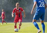 Anders Holst (FC Helsingør) under kampen i 2. Division mellem Skovshoved IF og FC Helsingør den 3. august 2019 i Skovshoved Idrætspark (Foto: Claus Birch)
