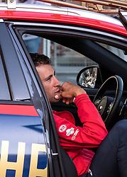 21.04.2019, Kufstein, AUT, Tour of the Alps, Teampraesentation, im Bild // during team presentation before the 1st Stage of the Tour of the Alps Cyling Race in in Kufstein, Austria on 2019/04/21. EXPA Pictures © 2019, PhotoCredit: EXPA/ Reinhard Eisenbauer