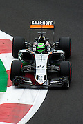 October 28, 2016: Mexican Grand Prix. Nico Hulkenberg (GER), Force India