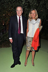 PRINCESS CHANTAL OF HANOVER and NICK SCOTT at a dinner hosted by Cartier in celebration of the Chelsea Flower Show held at Battersea Power Station, 188 Kirtling Street, London SW8 on 23rd May 2011.