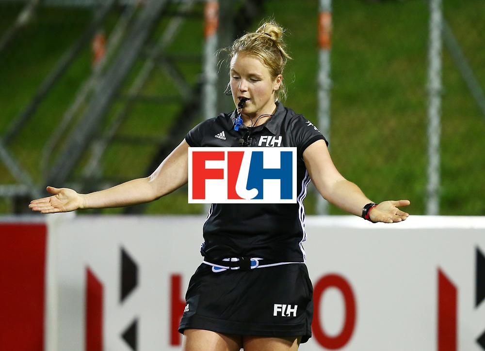 New Zealand, Auckland - 21/11/17  <br /> Sentinel Homes Women&rsquo;s Hockey World League Final<br /> Harbour Hockey Stadium<br /> Copyrigth: Worldsportpics, Rodrigo Jaramillo<br /> Match ID: 10302 - ENG vs CHN<br /> Photo: