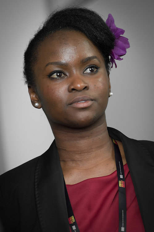 03 June 2015 - Belgium - Brussels - European Development Days - EDD - Meeting with the future leaders - Marion Atieno Osieyo , Future leader © European Union