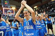 LATINA EUROBASKET 2012 ITALIA - GRECIA<br /> NELLA FOTO: RAFFAELLA MASCIADRI<br /> CIAMILLO