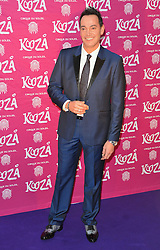 Craig Revel Horwood attends  Cirque Du Soleil Kooza Press Night  at The Royal Albert Hall, Kensington Gore, London on Tuesday 6 January 2015