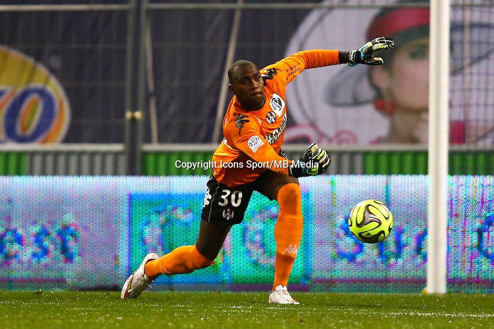 Ali Ahamada - 05.12.2014 - Toulouse / Monaco - 17eme journee de Ligue 1 -<br />Photo : Manuel Blondeau / Icon Sport