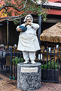 Mattison's restaurant, Sarasota, Florida, USA.
