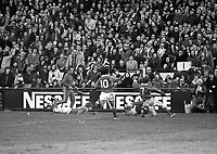 Ireland Vs Wales in the then 5 Nations at Lansdowne Road, Dublin, 04/03/1978 (Part of the Independent Newspapers Ireland/NLI Collection).