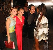 Claire Danes, Natalie Portman, Brad & Naomi Campbell<br />