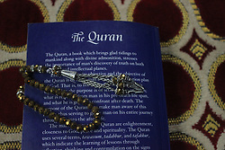 June 15, 2018 - Srinagar, Kashmir, India - Muslims around the world bid adieu to the month of Ramadan as they prepare for the festival of Eid-ul-fitr, that marks the end of holy month. The Islamic holy book of Quran delivers message of peace and universal brotherhood and is believed to be revealed in this month. (Credit Image: © Musaib Iqbal Bhat/Pacific Press via ZUMA Wire)