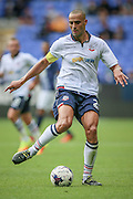 Darren Pratley (Bolton Wanderers) during the Pre-Season Friendly match between Bolton Wanderers and Preston North End at the Macron Stadium, Bolton, England on 30 July 2016. Photo by Mark P Doherty.