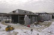 Bob Walter Lecture Hall Facility Construction 2/13/03