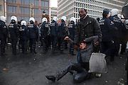 Dec. 05, 2011, Brussels, Belgium. Demonstartion against the elctions in Congo in Brussels, belgium. (Credit Image: © Delmi Alvarez/ZUMAPress.com) congolese against elections