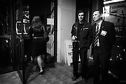 The Russian club is a small bar underneath a Newmarket carpark where native Russians gather and socialise before heading out into Auckland's nightlife.<br /> Photographed for a Subculture feature in Metro magazine.