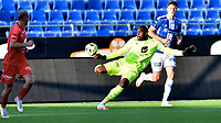 Fotball , 02. juli 2020 , Eliteserien  ,  Sarpsborg - Brann 0-1<br /> Ali Ahamada , Brann