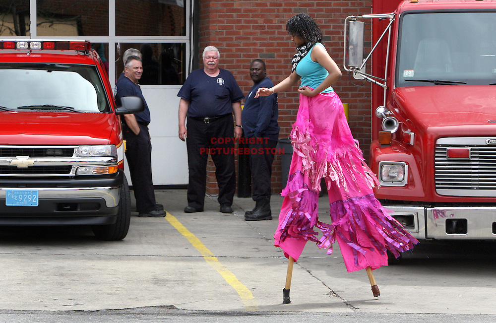 May 2, 2007......TJX's FASHION POLICE