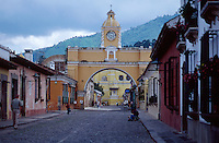 The Arch of Santa Catalina, Antigua, Guatemala