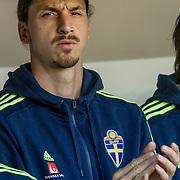 Malm&ouml;  2016 05 30 Swedbank stadion<br /> Practice game at Swedbank Stadion<br /> Sweden vs Slovenia<br /> Zlatan Ibrahimovich<br /> <br /> <br /> <br /> ----<br /> FOTO : JOACHIM NYWALL KOD 0708840825_1<br /> COPYRIGHT JOACHIM NYWALL<br /> <br /> ***BETALBILD***<br /> Redovisas till <br /> NYWALL MEDIA AB<br /> Strandgatan 30<br /> 461 31 Trollh&auml;ttan<br /> Prislista enl BLF , om inget annat avtalas.