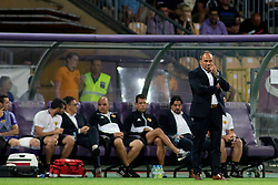 Darko Milanic, head coach of NK Maribor during 2nd Leg football match between NK Maribor and Rangers FC in 3rd Qualifying Round of UEFA Europa League 2018/19, on August 16, 2018 in Stadion Ljudski vrt, Maribor, Slovenia. Photo by Urban Urbanc / Sportida