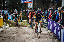 Corne van Kessel, NK Veldrijden Elite-Mannen en Beloften-Mannen / Dutch Championship Cyclocross Elite Men and U23 Men at Sint Michielsgestel, Noord-Brabant, The Netherlands, 8 January 2017. Photo by Pim Nijland / PelotonPhotos.com | All photos usage must carry mandatory copyright credit (Peloton Photos | Pim Nijland)