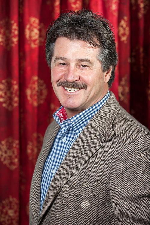 Michel Jordi président des montre Rouge & Blanc distribution. Nyon février 2014