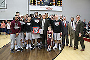 OC Basketball Senior Day - 2/27/2016
