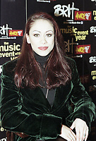 The BRIT Awards Launch 1997 <br /> Saturday 11 Jan 1997.<br /> The Hard Rock Cafe, London, England<br /> Photo: JM Enternational