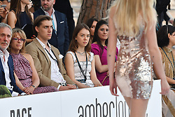attend Amber Lounge UNITE 2018 in aid of Sir Jackie Stewart's foundation 'Race Against Dementia' at Le Meridien Hotel on May 25, 2018 in Monte-Carlo, Monaco. Photo by Laurent Zabulon/ABACAPRESS.COM