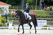 Victoria Appleyard - Sir Willy<br /> FEI European Dressage Championships for Young Riders and Juniors 2013<br /> © DigiShots